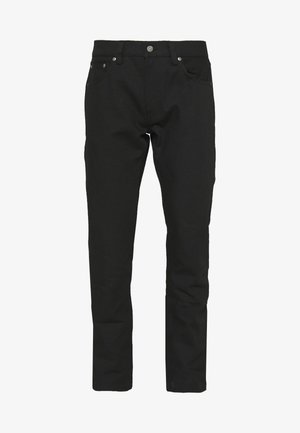 GRITTY JACKSON - Straight leg jeans - black