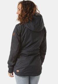 Ragwear - Waterproof jacket - blue - 1