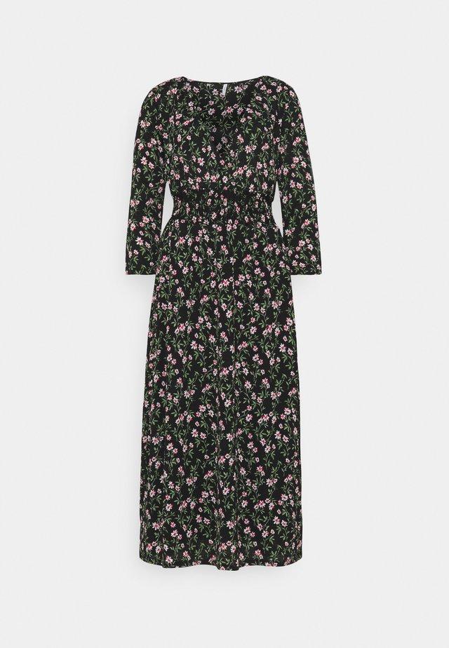 ONLPELLA DRESS TALL - Jerseyjurk - black