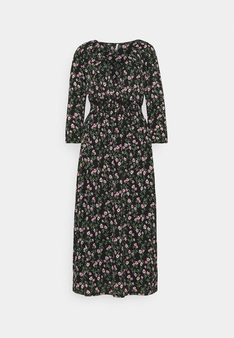 ONLY Tall - ONLPELLA DRESS TALL - Jersey dress - black