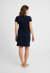 Noppies - DRESS NURS SUZY SOLID - Camisón - night sky - 2
