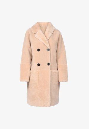 SISSI REVERSIBLE - Płaszcz wełniany /Płaszcz klasyczny - beige