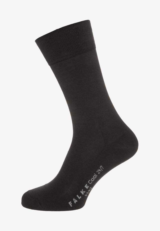 COOL  - Socks - brown