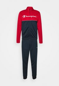 TRACKSUIT - Tracksuit - red/navy/white