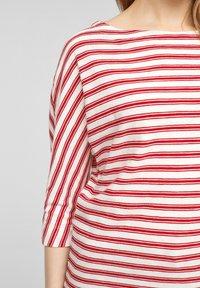 s.Oliver - Longsleeve - red stripes - 3