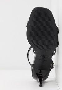 New Look - ROLLO - Sandali con tacco - black - 6