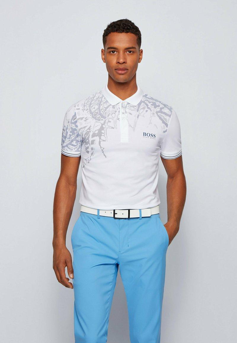 BOSS - PAULE  - Polo shirt - white