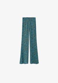 PULL&BEAR - Trousers - light blue - 4