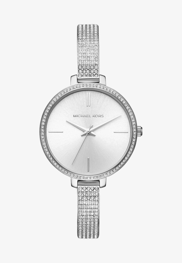 JARYN - Klocka - silver-coloured