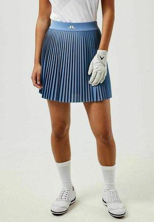 ROCK BINX - Sports skirt - captains blue