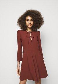 See by Chloé - Day dress - blushy tan - 0