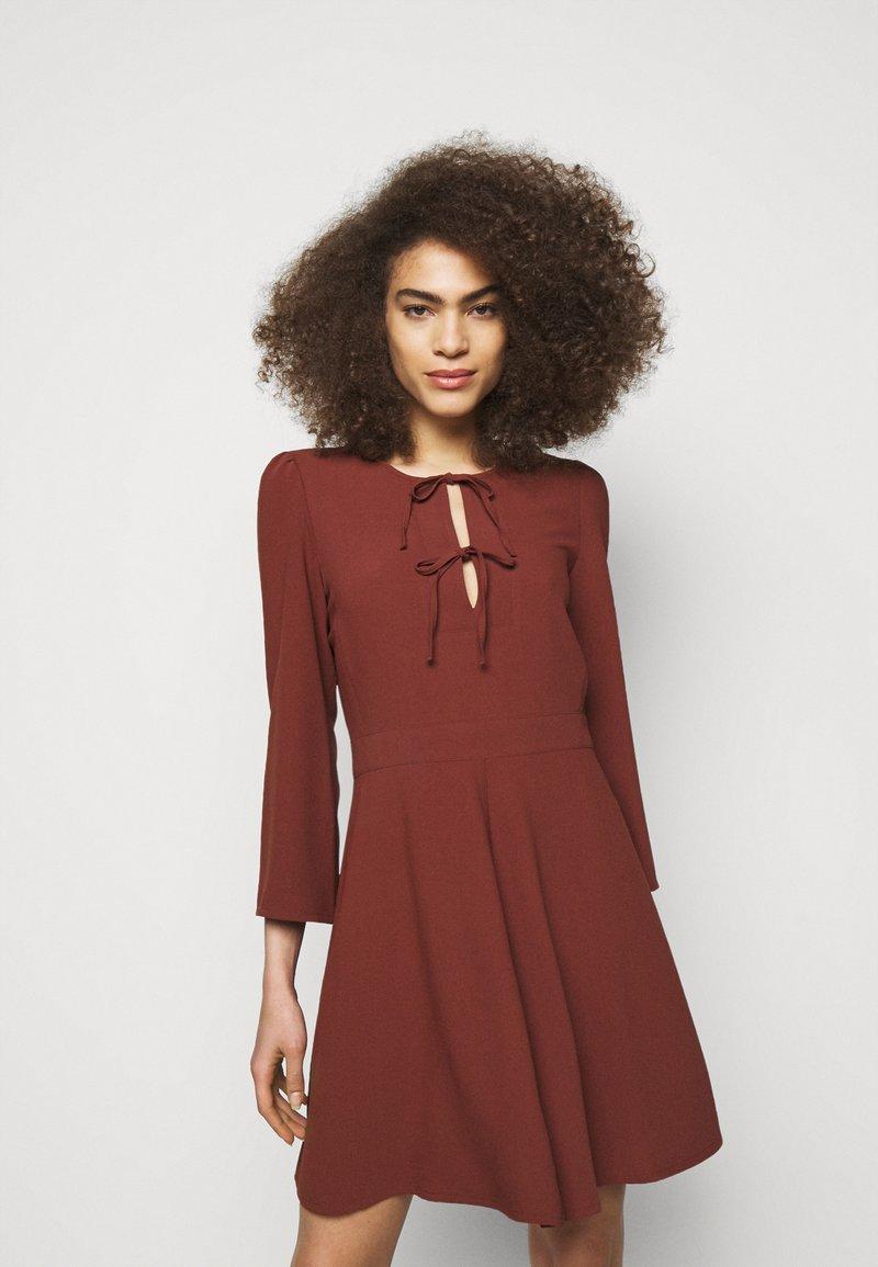 See by Chloé - Day dress - blushy tan