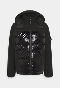 Calvin Klein - FASHION JACKET - Winter jacket - black - 0
