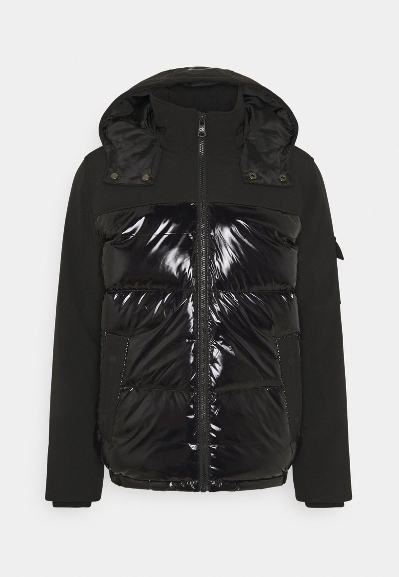 Calvin Klein - FASHION JACKET - Winter jacket - black