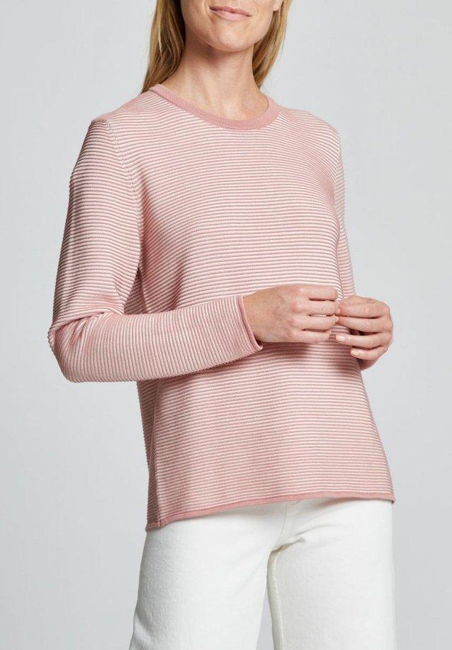 Sweatshirt - soft rouge