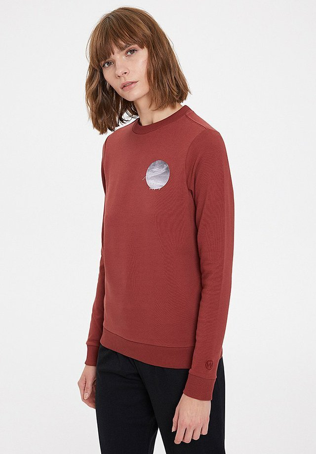 FLY - Sweatshirt - spiced apple