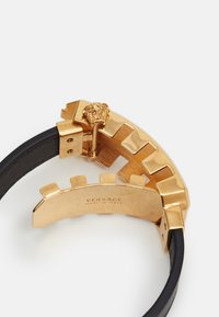 Versace - Bracelet - nero/oro tribute - 1
