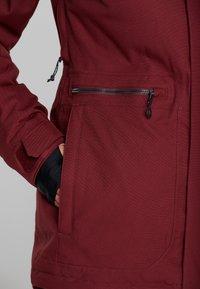 Volcom - SHELTER - Snowboard jacket - scarlet - 5