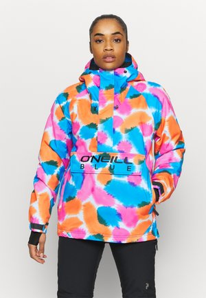 ORIGINALS ANORAK - Snowboard jacket - blue/red
