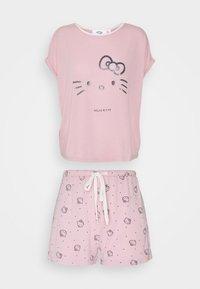 Women Secret - Pyjamas - light melange - 3