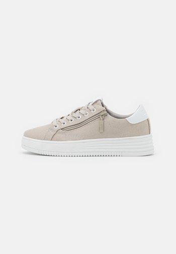 CAMBRIDGE - Sneakers laag - light grey
