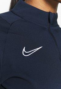Nike Performance - DRY ACADEMY  - Sweatshirt - obsidian/white - 6