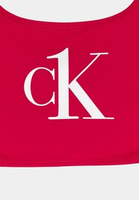 Calvin Klein Swimwear - BRALETTE SET - Bikini - pink heart - 2
