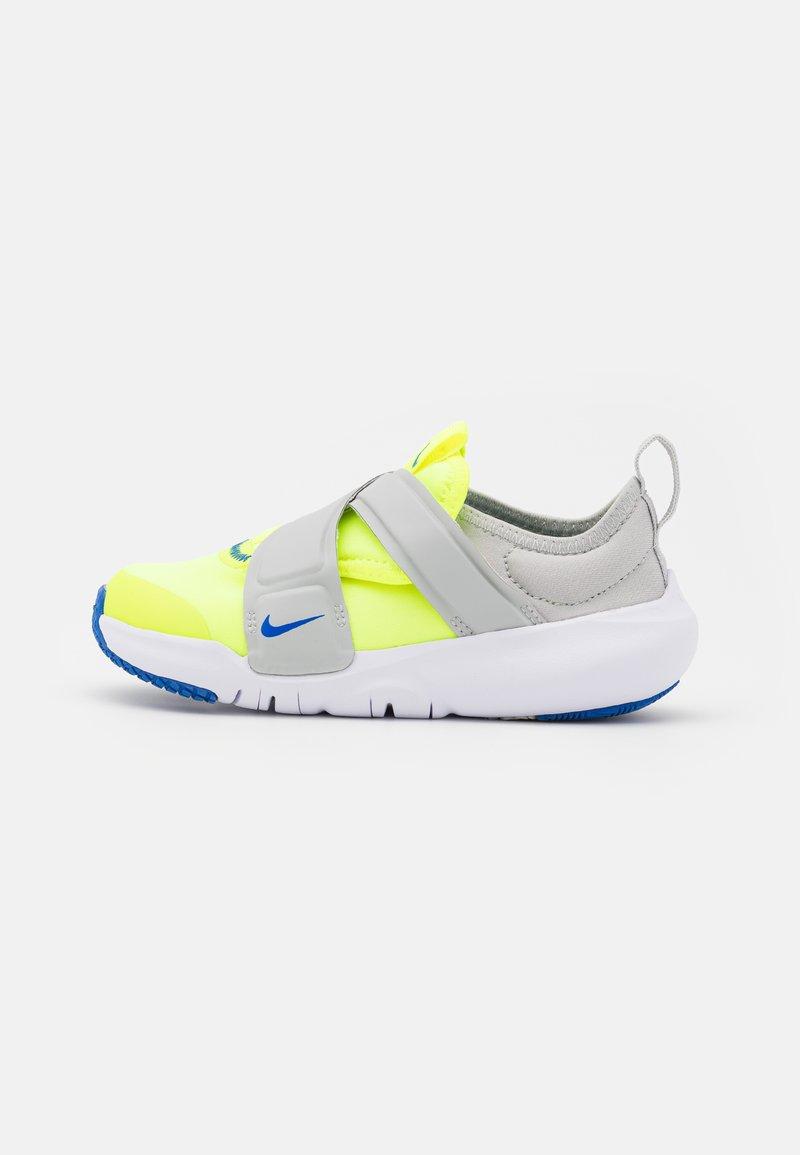 Nike Sportswear - FLEX ADVANCE UNISEX - Zapatillas - volt/game royal/grey fog