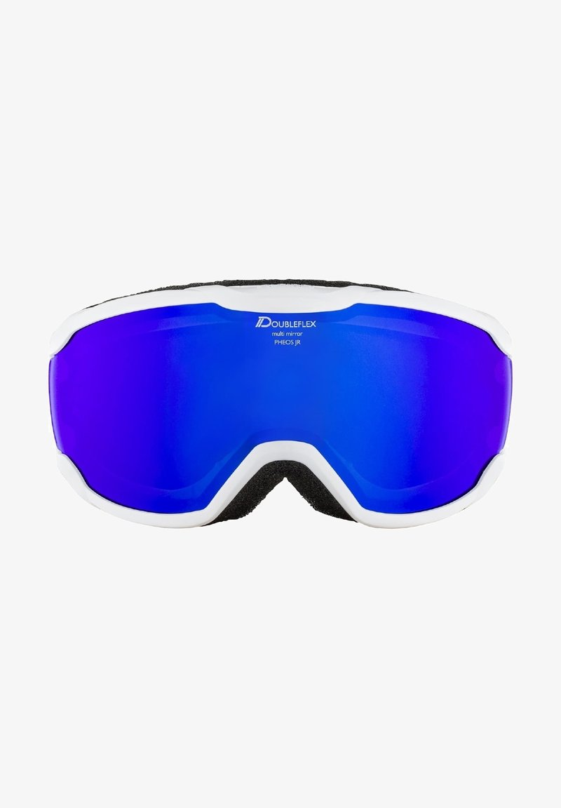 Alpina - PHEOS JR. MM - Ski goggles - white (a7239.x.11)