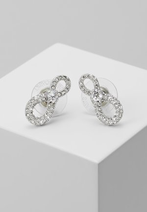 INFINITY MINI - Earrings - crystal