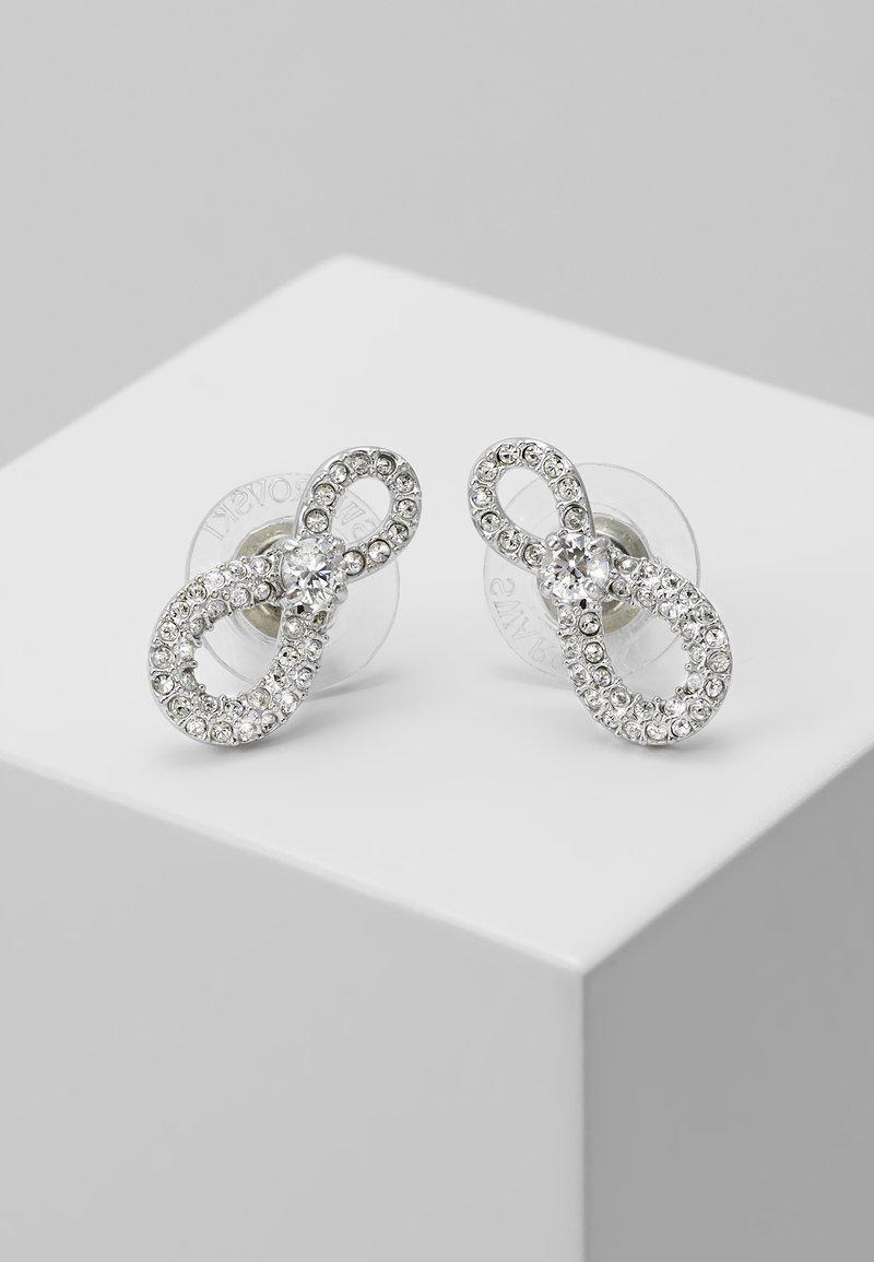 Swarovski - INFINITY MINI - Pendientes - crystal