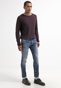 Jack & Jones - JJGLENN - Slim fit jeans - blue - 1