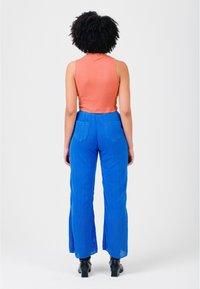 Solai - Trousers - cobalt blue - 2