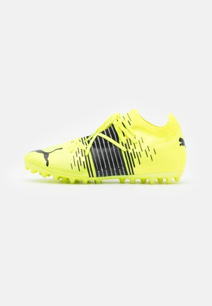 FUTURE Z 1.1 MG - Moulded stud football boots - yellow alert/black/white