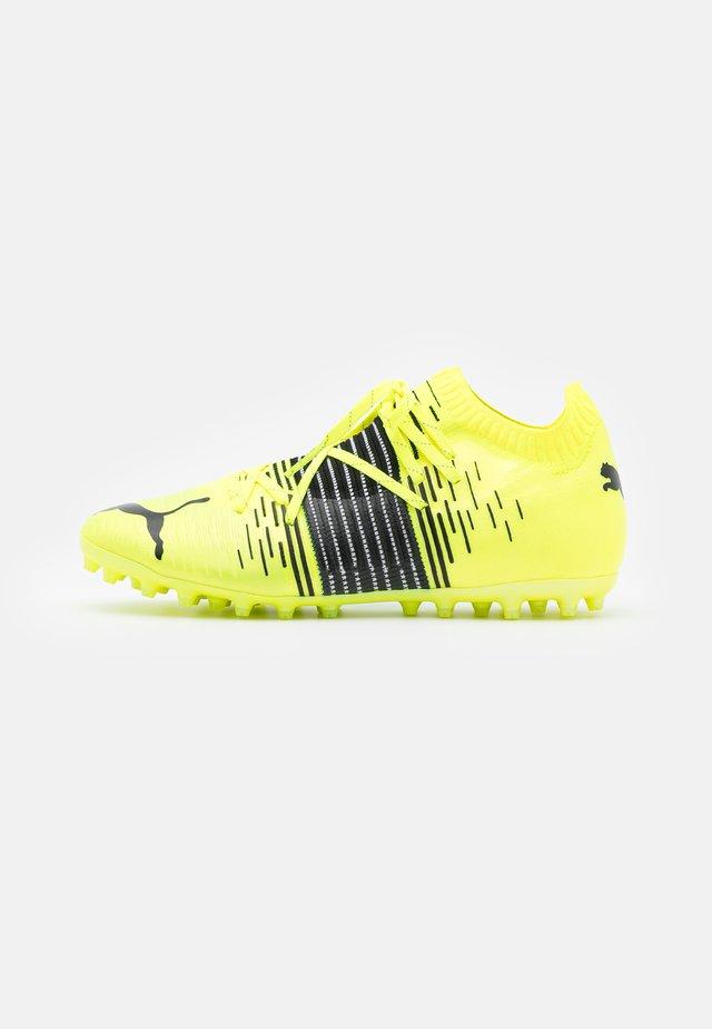 FUTURE Z 1.1 MG - Fotballsko - yellow alert/black/white