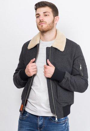 AVIATOR - Light jacket - dark grey
