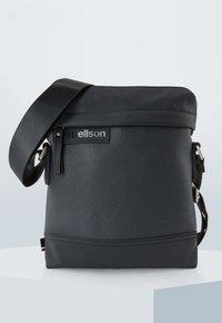 Strellson - ROYAL OAK - Across body bag - black - 0