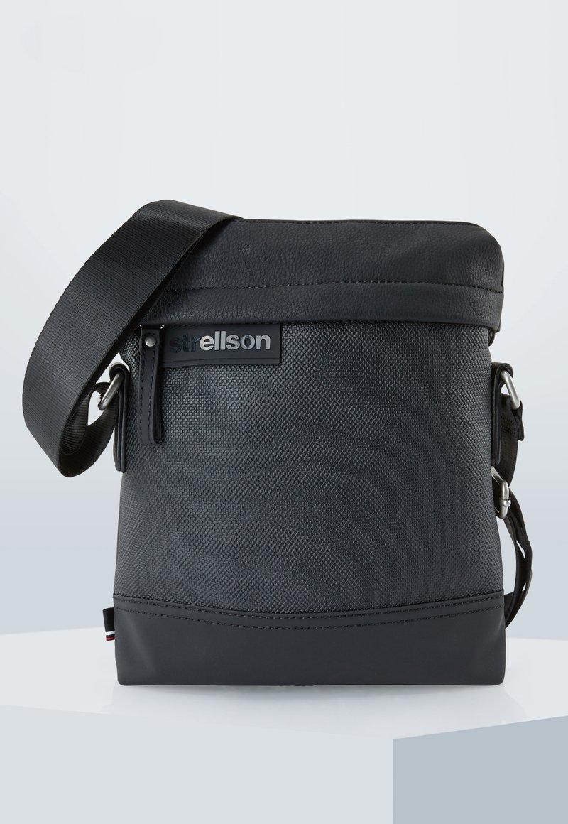 Strellson - ROYAL OAK - Across body bag - black