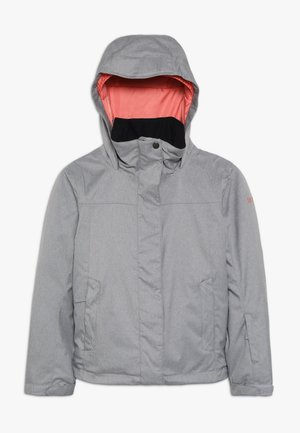 JETTY SOL  - Snowboard jacket - heather grey