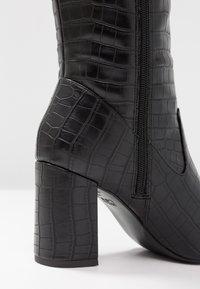 New Look - CARE - Stivali alti - black - 2