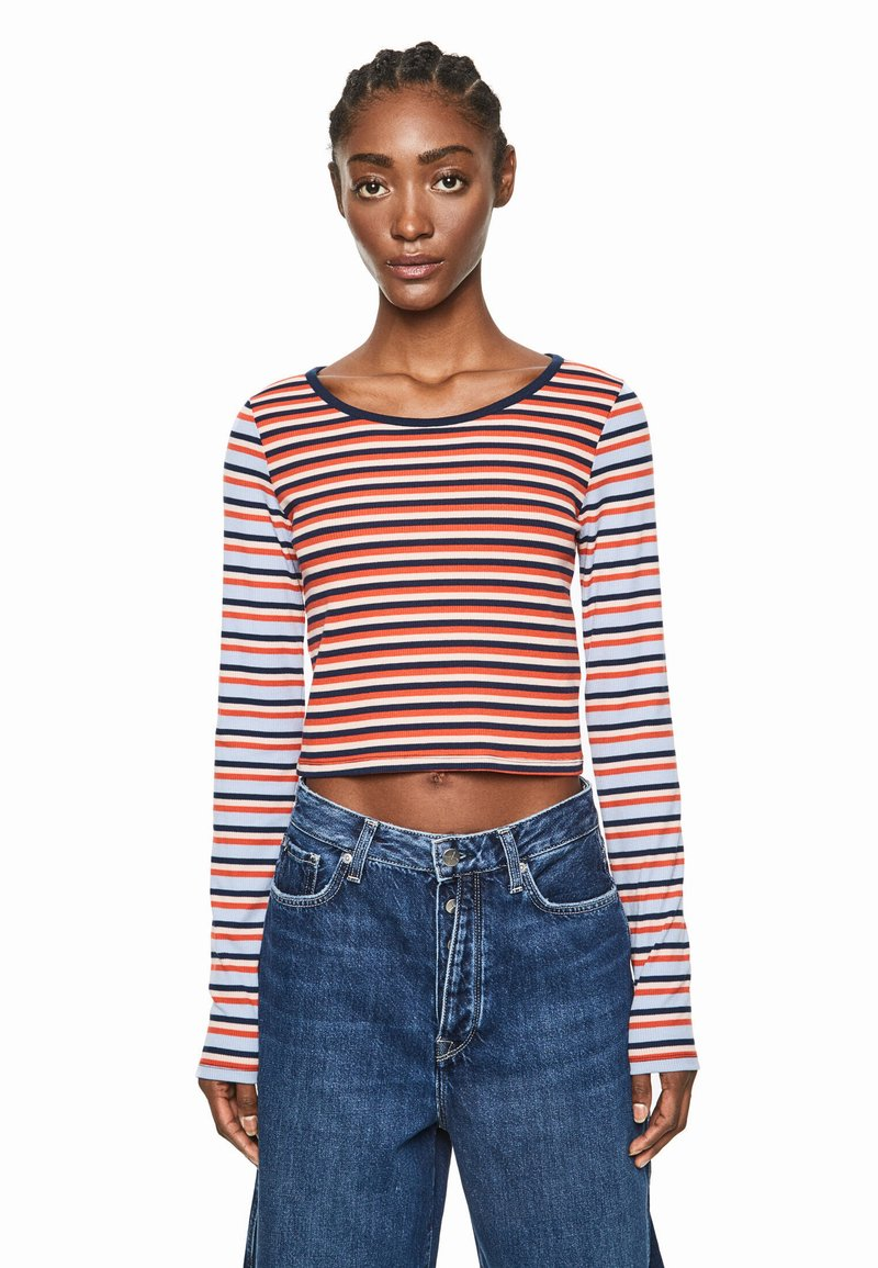 Pepe Jeans - DUA LIPA X PEPE JEANS - Long sleeved top - multi