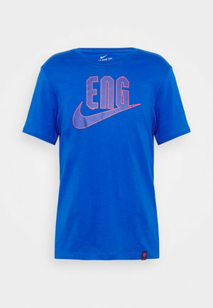 ENGLAND ENT TEE GROUND - National team wear - sport royal