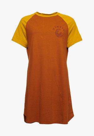 BOHO  - Vestido ligero - pumpkin spice