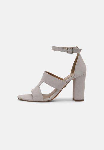 Sandals - light grey