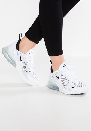 AIR MAX 270 - Sneakersy niskie - white/black