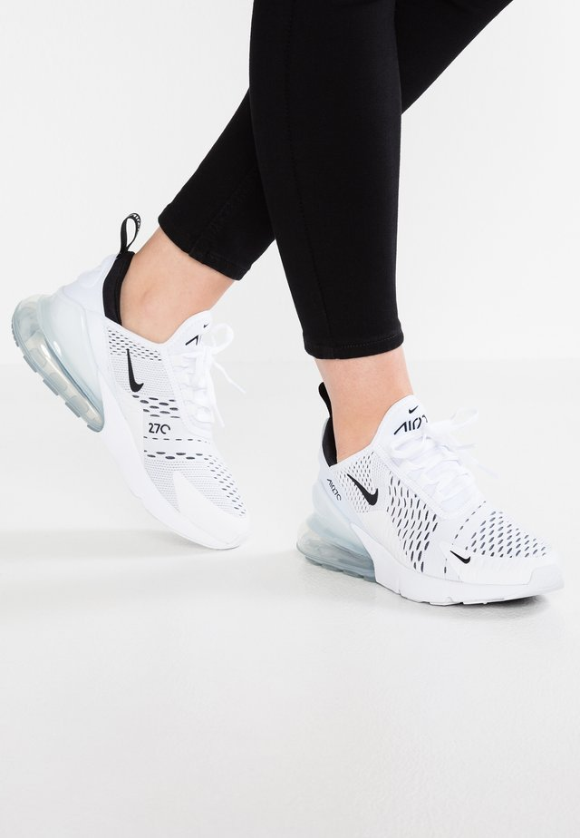 AIR MAX 270 - Sneakers - white/black