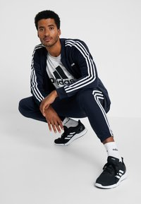 adidas Performance - SET - Träningsset - legend ink/white - 1