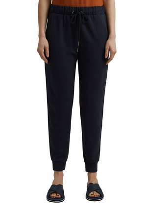 ATHLESURE  - Tracksuit bottoms - navy