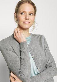 Anna Field - Cardigan - mottled grey - 3