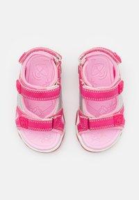Pax - WAVE UNISEX - Sandales de randonnée - pink/silver - 3